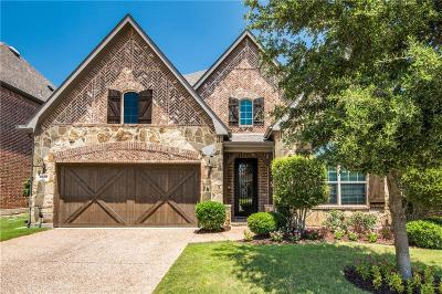 Denton County Single Family Home Active Option Contract: 2830 Sherwood Drive