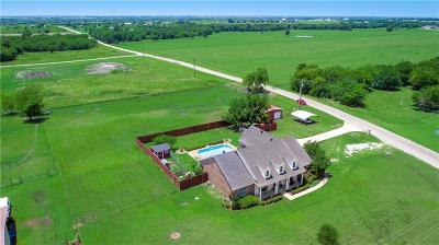 Royse City Single Family Home For Sale: 5543 County Road 2591