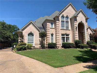 Southlake Single Family Home For Sale: 1435 Bent Trail Circle