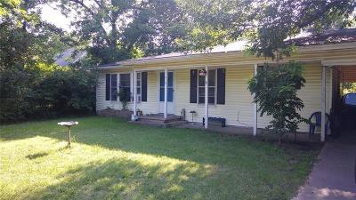 Bells Single Family Home For Sale: 416 S Pecan Street