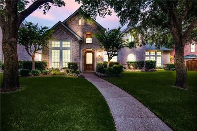 Frisco Single Family Home For Sale: 6001 Orchard Park Drive
