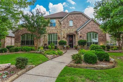 Denton County Single Family Home For Sale: 2242 Magic Mantle Drive