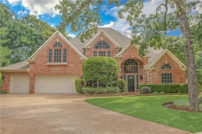 Flower Mound Single Family Home For Sale: 4320 Crescent Drive