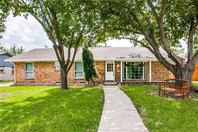 Richardson Single Family Home For Sale: 704 S Waterview Drive
