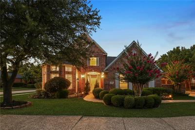 Southlake Single Family Home Active Option Contract: 714 Inwood Drive