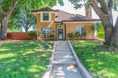Grand Prairie Single Family Home For Sale: 2006 Juniper Drive