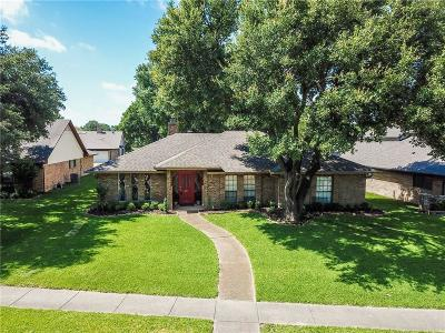 Dallas County Single Family Home For Sale: 606 Sheffield Drive