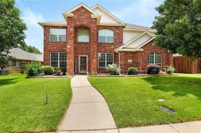 Lewisville Single Family Home Active Contingent: 1265 McMahan Drive