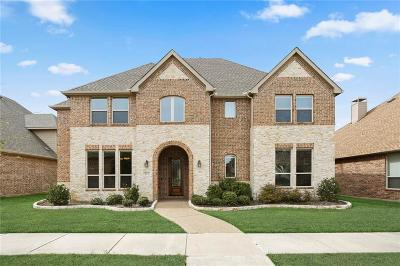 Lewisville Single Family Home For Sale: 612 Four Stones Boulevard