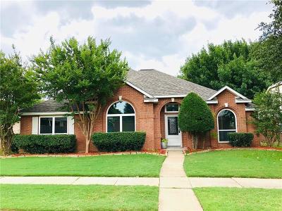 McKinney Single Family Home For Sale: 4307 Durango Lane