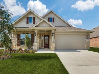 Anna TX Single Family Home For Sale: $278,524