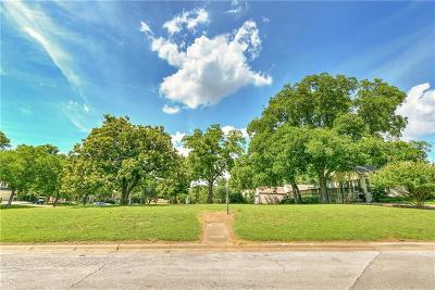Fort Worth Residential Lots & Land For Sale: 3632 Country Club Circle