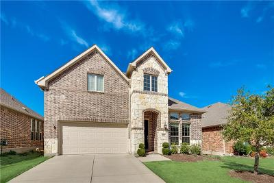 McKinney Single Family Home For Sale: 10852 Sexton Drive