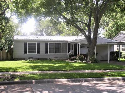 Dallas County Single Family Home For Sale: 2826 Encino Drive