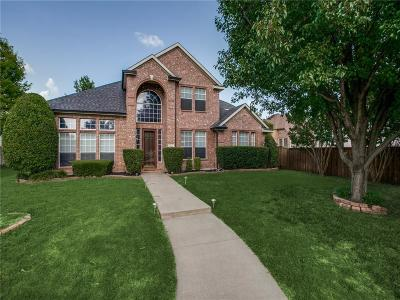 Richardson Single Family Home For Sale: 4624 Southpointe Drive