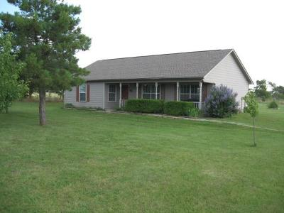 Denton County Single Family Home Active Option Contract: 15454 Stice Road