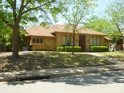 Dallas Single Family Home For Sale: 4451 Cinnabar Drive