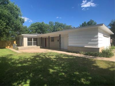 Fort Worth TX Single Family Home For Sale: $169,900