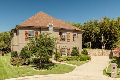 Fort Worth Single Family Home For Sale: 4502 Elm River Court