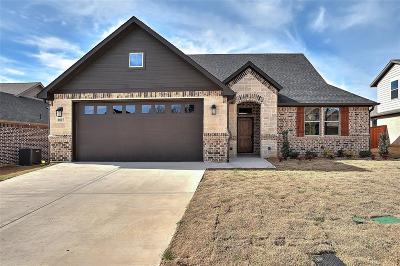 Denison Single Family Home For Sale: 3827 Fawn Meadow Trail