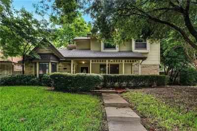Dallas County Single Family Home For Sale: 4726 Mendosa Lane