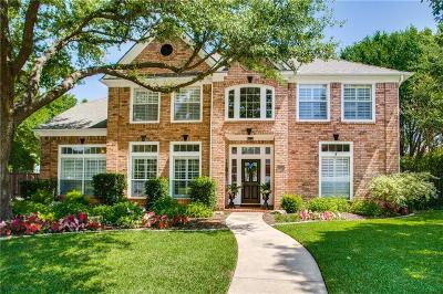 Fort Worth Single Family Home For Sale: 6804 Clear Spring Drive
