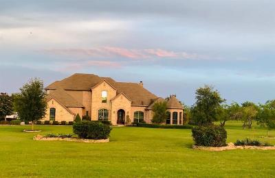 Terrell Single Family Home For Sale: 7855 Fall Creek Road
