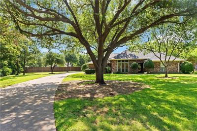 Southlake Single Family Home Active Option Contract: 1649 Creekside Drive