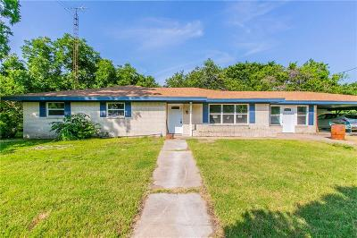 Angus, Barry, Blooming Grove, Chatfield, Corsicana, Dawson, Emhouse, Eureka, Frost, Hubbard, Kerens, Mildred, Navarro, No City, Powell, Purdon, Rice, Richland, Streetman, Wortham Single Family Home For Sale: 207 S Waco Avenue