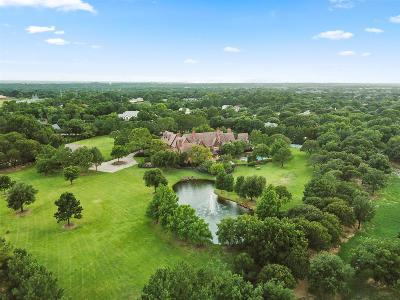 Colleyville TX Single Family Home For Sale: $8,999,995