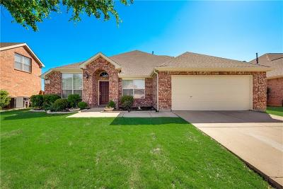 Denton County Single Family Home For Sale: 2464 Morning Dew Drive