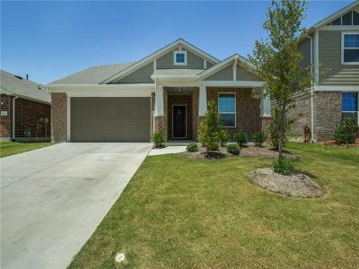 Fort Worth Single Family Home For Sale: 8125 Wildwest Drive