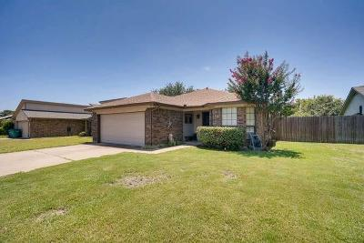 Watauga Single Family Home For Sale: 6508 Fairview Drive