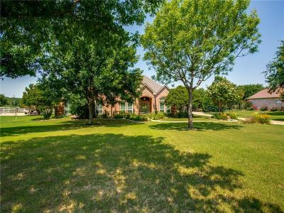 Celina Single Family Home For Sale: 3443 Twin Lakes Drive