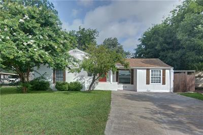 Garland Single Family Home For Sale: 2644 Avon Drive