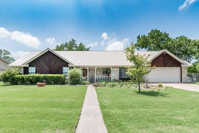 Springtown Single Family Home For Sale: 405 Jean Drive