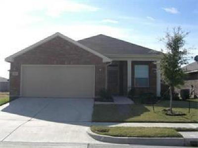 Forney Single Family Home For Sale: 1021 Ingram Drive