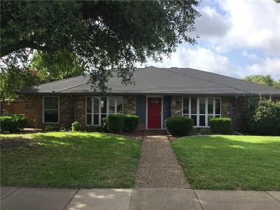 Plano Single Family Home For Sale: 2224 Parkhaven Drive