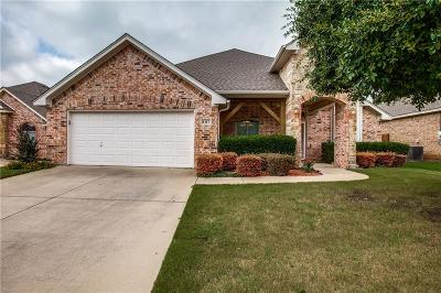 Benbrook Single Family Home Active Option Contract: 8317 Teja Trail