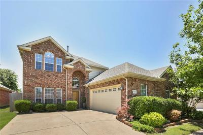 McKinney Single Family Home For Sale: 7817 Lonesome Spur Trail