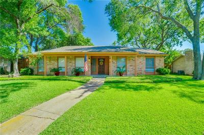 Single Family Home For Sale: 3816 Calculus Drive