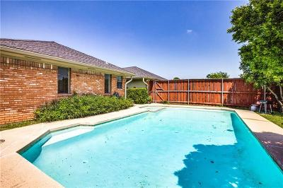 Single Family Home For Sale: 7204 Canongate Drive
