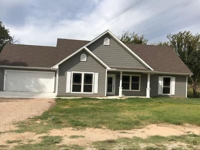 Wise County Single Family Home For Sale: 607 Decatur Street