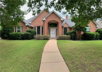 Desoto Single Family Home Active Option Contract: 1118 Bristol Trail