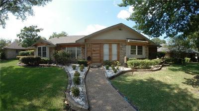 Dallas Single Family Home For Sale: 4337 Mill Creek Road