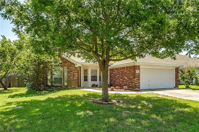 Johnson County Single Family Home For Sale: 407 Dakota Drive