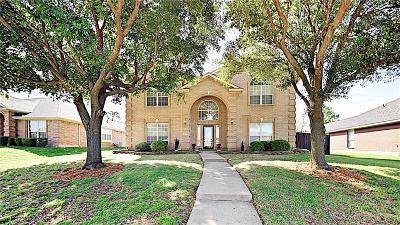 Desoto Single Family Home For Sale: 1500 Deer Creek Drive