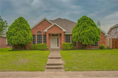 Desoto Single Family Home Active Option Contract: 540 Saddle Head Drive