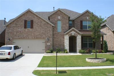 McKinney Single Family Home For Sale: 1401 Grapevine