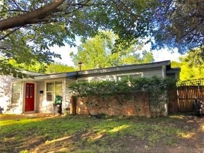 Haltom City Single Family Home For Sale: 3612 Eastridge Drive